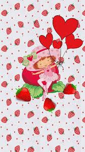backgrounds fondos iphone strawberry
