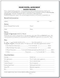 Printable Rental Agreement Template Tenancy Agreement Sample Free Residential Rental Templates