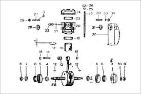 rotax 185 cc aircraft engine and magneto parts diagram rotax 185 cc aircraft engine parts diagram