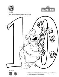 Pin it pin on pinterest. The Number 10 Coloring Page Kids Coloring Pbs Kids For Parents