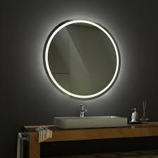 Badspiegel Rund Good Badspiegel Rund Led Elegant Spiegel In Runder