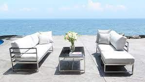 stainless steel furniture cabanacoast