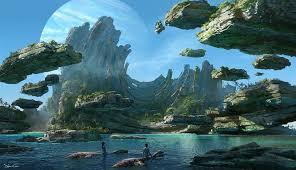 Primeras imágenes del Concept Art de 'Avatar 2'