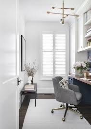 interior design home office. One Room Challenge Reveal - Spring My Functional + Pretty Office Vanessa Francis Design Interior Home