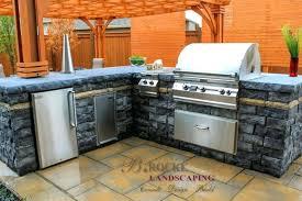 outdoor kitchen countertops outdoor b landscaping outdoor kitchen concrete countertops diy