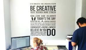 office wall decals uk custom do something creative inspiring bedroom from happy walls kids room winning