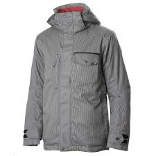 Planet Earth Chetco Insulated Snowboard Jacket Mens