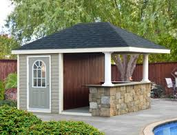pool houses small pool shed s37 small