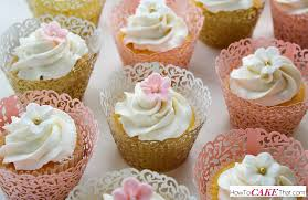 Easy Wedding Cupcake Flower Toppers How To Cake That