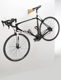 Oak bike hanger
