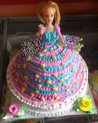 Barbie Birthday Cake Ideas Electrohubclub
