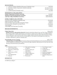 How To List Professional Organizations On Resume 30 Amazingly
