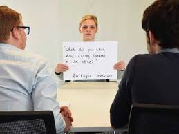 Office Job Interview Questions Worst Job Interview Questions Business Insider