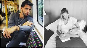 Dimitrov didn't miss a beat. Maria Sharapova Opens Up On Her Relationship With Grigor Dimitrov Says His Good Memory Was My Bad Memory Sports News The Indian Express