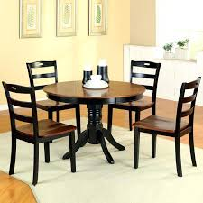 small black pedestal table soft4itcom