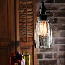 mason jar pendant lighting. pleasant mason jar pendant light kit easy design planning with lighting
