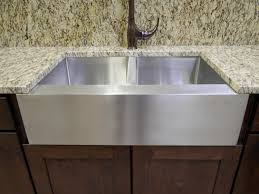Kitchen Bar Double Basin Stainless Steel Lowes Farmhouse Sink With