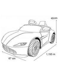 Aston Martin Db10 James Bond 007 6v Ride On Car Feber Hmkt