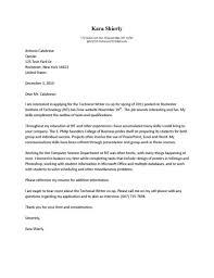 Professional Letter Format Purdue
