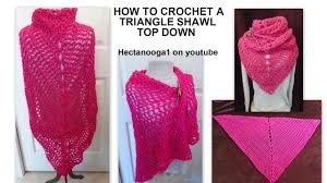 Crochet Shawl Patterns Youtube