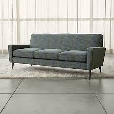 modern leather couch. Mid Century Modern Couches Leather Couch