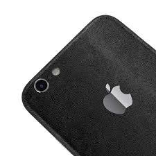 iphone 6 black. iphone 6+ black leather full body wrap by slickwraps iphone 6
