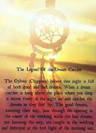 The Story Of Dream Catchers beautiful story to read to kids then hang a dreamcatcher in 19