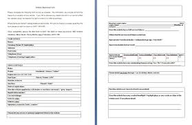Vehicle Appraisal Form Vehicle Appraisal Form Free Formats Excel Word 4