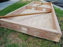 Homemade Wooden Games to Build a Box Hockey Rink 25