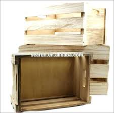 wood crates for hobby lobby unfinished crate furniture box large wooden shallow fruit