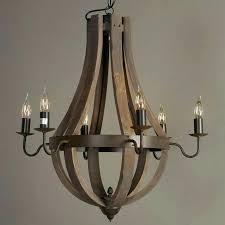 restoration hardware wine barrel chandelierwine chandelier outdoor wooden shades r
