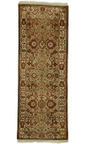 2 x 8 antique indian rug 77312