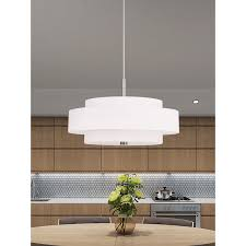 livex lighting meridian brushed nickel 24 inch five light drum pendant hover to zoom 5651654491 alt6 hover to zoom