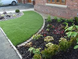 Small Picture small front garden ideas with parking Courtyards Small Gardens