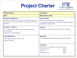 project charter sample project charter template questionnaire template