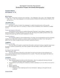 Annotated Bibliography Mla Automatic Works Cited And Bibliography