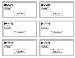 Shipping Labels Templates Labels Templates Word Under Fontanacountryinn Com