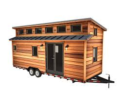 tiny house on wheels plans. cider box tiny house rustic exterior on wheels plans o