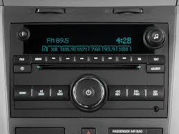 2010 Chevrolet Traverse Radio Interior Photo | Automotive.com