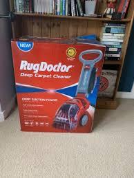 vax or rug doctor carpet cleaner