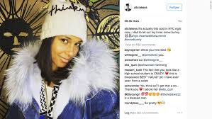 alicia keys has moved away from just a few makeup free selfies lt