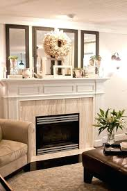 fireplace mantels with mirrors above fireplace mantel mirror decorating ideas mantle love the 4 vertical mirrors fireplace mantels