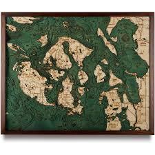 Nautical Charts San Juan Islands Wa San Juan Islands