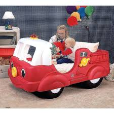 toddler bed awesome fire truck set wonderful canada