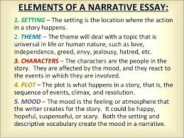 narrative essay format narrative essay example mla format examples of essays outline help