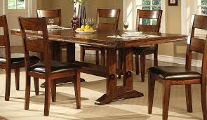 oak dining room table and chairs oak dining room tables elegant dark wood table and chairs