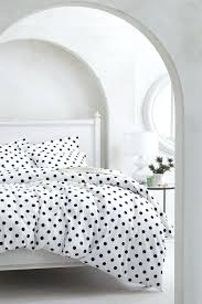 polka dot bedding cute black and white bedspreads gold polka dot bedding queen