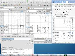 Libreoffice Org Chart Introduction To Statistics Using Libreoffice Org Openoffice