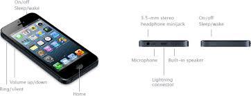 sp655 iphone5 connectors