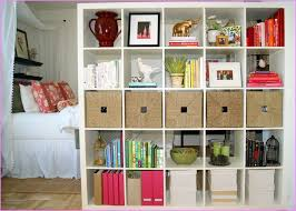 Image of: Bookcase Room Dividers Design